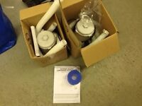 Two Used Paddling Pool Swimming Pool Pump s / Filter s