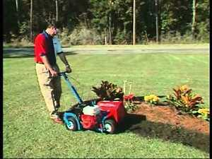 Bed Edger Landscaping Edging Gardening Rental Professional