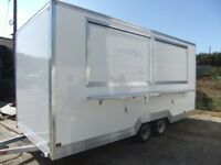 16ft catering trailer for sale new