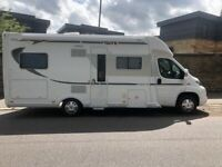 Pilots P716 Sensation Motorhome for sale.