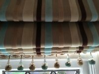 Made-to-Measure Roman Blinds for all size window