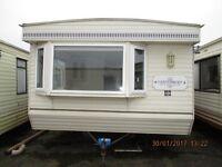 Statics 4 Sale, 2000 Willerby Canterbury 37x12 2 bed, DG CH, Patio door