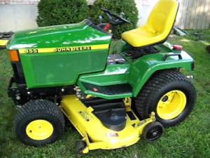 Wanted 445 or 455 diesel  john deere
