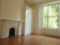 A large 1 bed in Tufnell Park with a shared garden.
