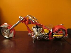 OCC Fire Bike with sound scale 1:6