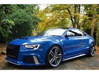 Audi A5 Sport MODIFIED
