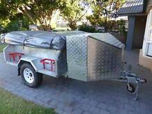 Off-road Camper Trailer Independent suspension hot dip galvanised Warner Pine Rivers Area Preview