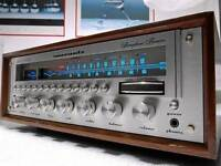 LOOKING FOR ANY UNWANTED OLD STEREO EQUIPMENT