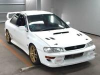 Subaru Impreza WRX STI VERSION 5 TYPE-R 1999