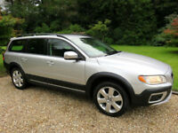 Volvo XC70 2.4 Geartronic D5 SE Sport AWD Full Leather (Customer Car).