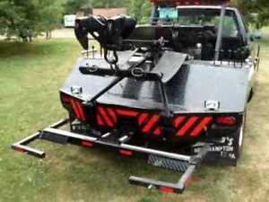 looking for tow truck wrecker body deck or parts tow truck!