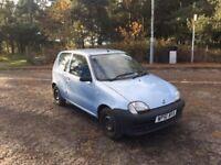 2001 Fiat Seicento S 1.1