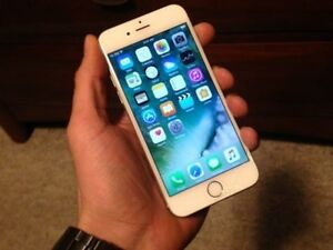 WHITE Apple iPhone 6 64 GB for PARTS or Repair