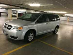 2009 Dodge Caravan SE Minivan, Van