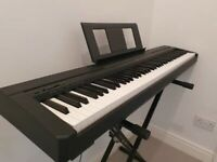 Yamaha P-45 Digital Piano