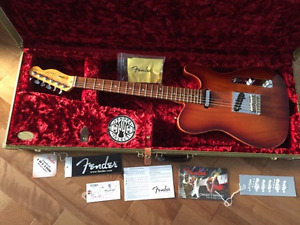 Guitare Fender Telecaster USA Select KOA