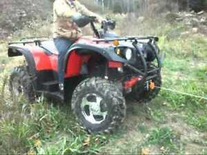 Runva 2500lb ATV Winch Package, Wholesale Clearance = $109