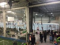 Biggest & Best Multi-sport Facility in the GTA! Book today!