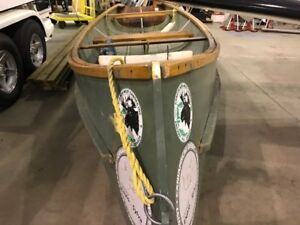 22 foot Nor-West Canoe (Freighter)