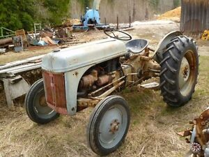 1953 Ford N8 Tractor