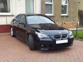 BMW M Sport 520 diesel Auto Professional Satnav
