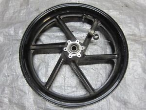 Wanted CBR front rim, F2 F3