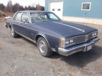 1984 Delta 88  Royal Brougham