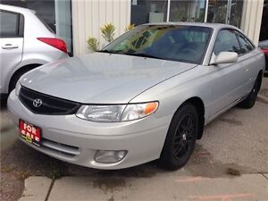 1999 Toyota Solara Coupe (2 door) $3995