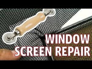 WINDOW SCREEN REPAIR