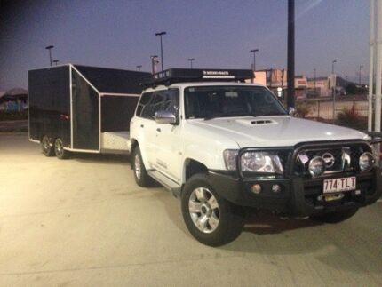 2013 Nissan Patrol Wagon Raymond Terrace Port Stephens Area Preview