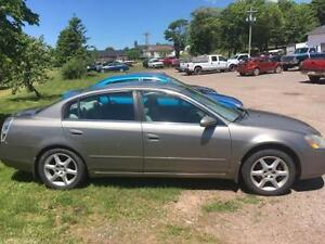 2003 Nissan Altima - GREAT CONDITION