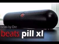 WANTED: Beats Pill XL Bluetooth speakers. Any colour but must be good condition