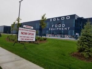 LARGEST FOOD EQUIPMENT WAREHOUSE