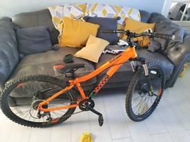 Voodoo nzumbi mountain bike like new