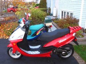 Velano 50cc Scooter