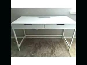 WANTED; Ikea Alex drawer and desk or something similar. White