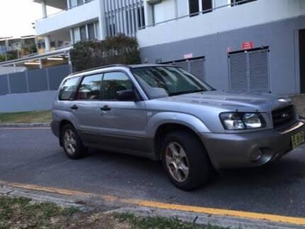 2003 Subaru Forester Wagon going cheap