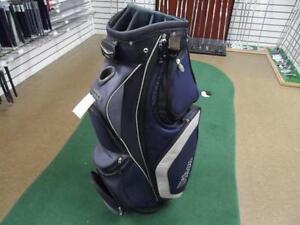 Wilson Cart Bag Black/Wht/Nvy