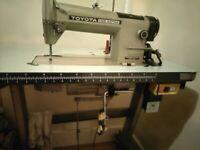TOYOTA LS2-AD148 Sewing Machine