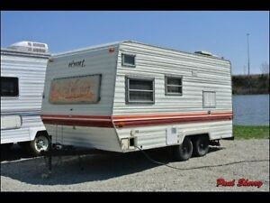WANTED....older style camper