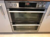 AEG Compentence Double Built In Electric Oven