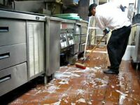 Restaurant / Takeaway Cleaner Available