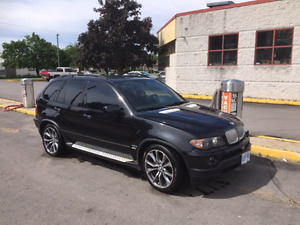 2006 BMW x5 4.8 is for sale