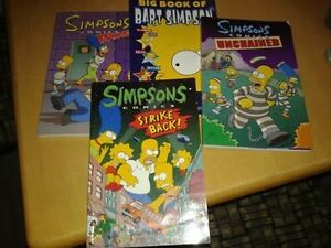 The Simpsons Graphic Novels