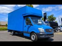 24/7 Reliable Removal Man With Van From £15/H. Hire Luton Tail Lift Van/ 7.5 Tonne Lorries