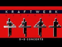 Kraftwerk 3D Tour. Brighton.