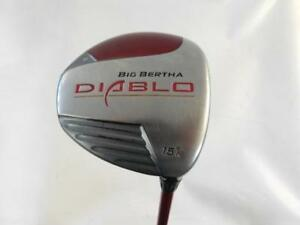 Callaway BB Diablo 3W 15° Graphite Stiff Men's Right