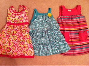 Clothes: Girls Summer Size 24 mos $40