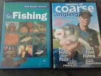 Double fishing DVD bundle
