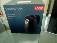 black logik kettle